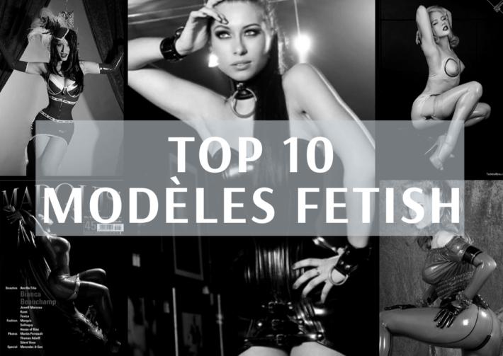 top 10 modèles fetish