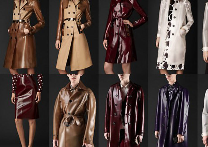 Haute Couture latex
