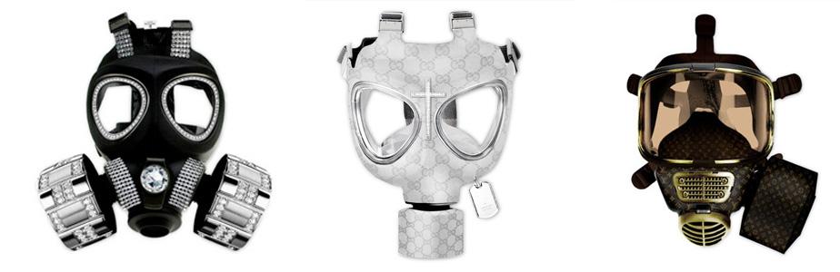 Masques à Gaz de luxe