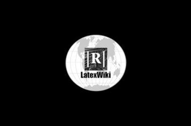Latexwiki